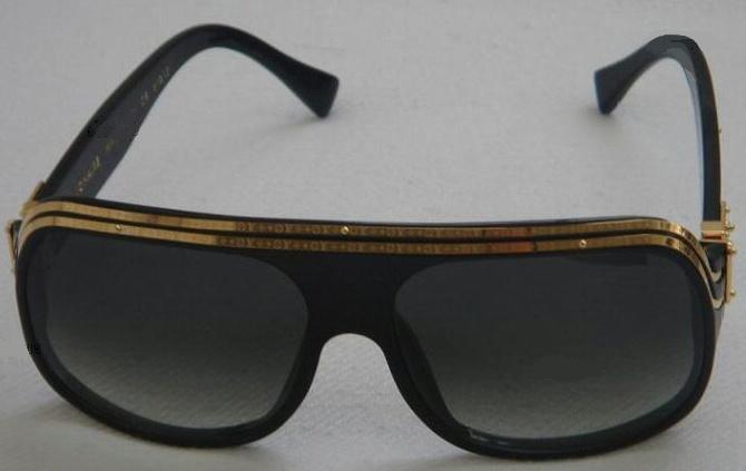 "8799c6096a8c Louis Vuitton Evidence ""Millionaire"" Sunglasses | Millionaire Necessities"